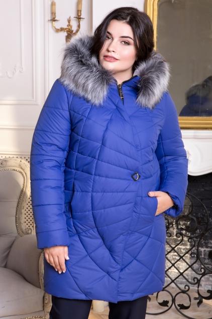 Куртка Паучок с искуственным мехом