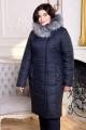 Пальто Марсель с искуственным мехом