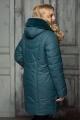 Куртка Финляндия с искусственным мехом кролик