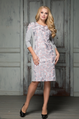 Платье Гвоздика