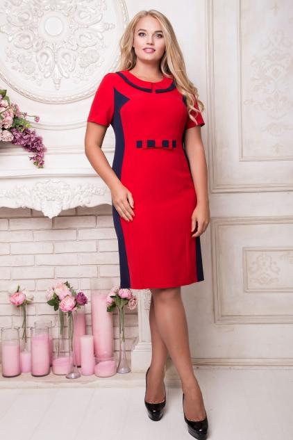 Женское платье Ассорти (ТМ All Posa)