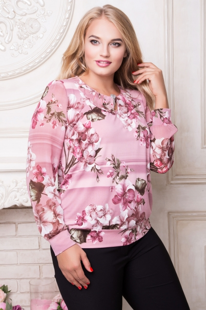 Женская блузка Этюд (ТМ All Posa)