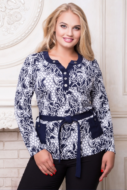 Женская блузка Милана (ТМ All Posa)