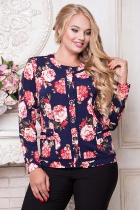 Женская блузка Мальта (ТМ All Posa)