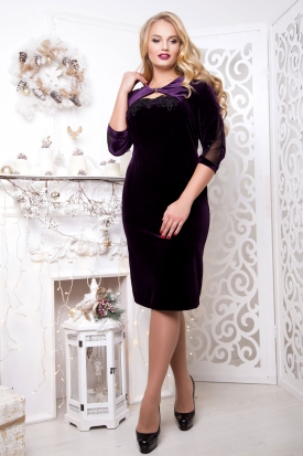 Платье Серпантин
