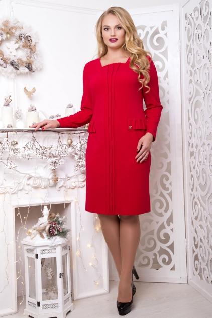 Платье Калинка