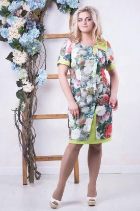 Платье Поляна