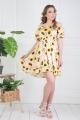 Платье Солнышко
