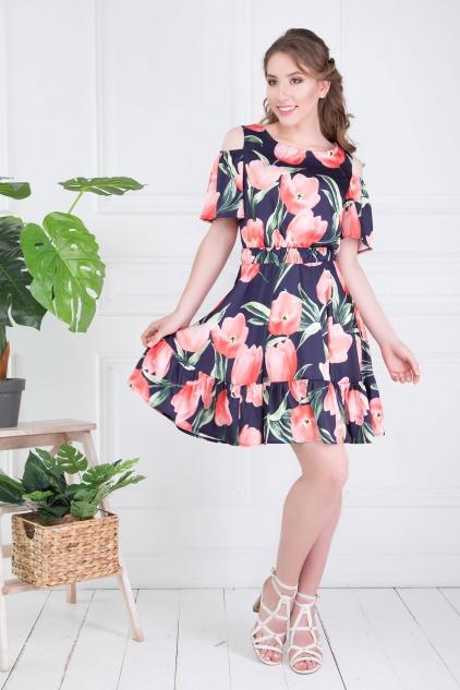 Сукня Тюльпан