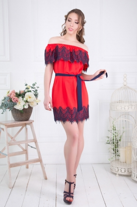 Платье Розалия