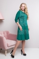 Платье Персик