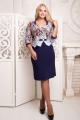 Женское платье Галактика (ТМ All Posa)