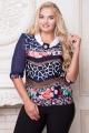 Женская блузка Элегия (ТМ All Posa)