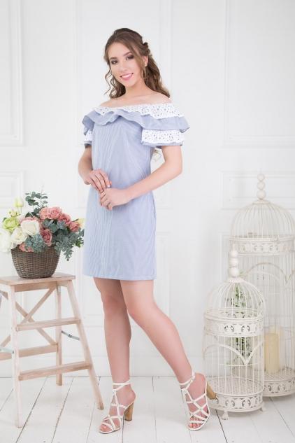 Платье Моргана