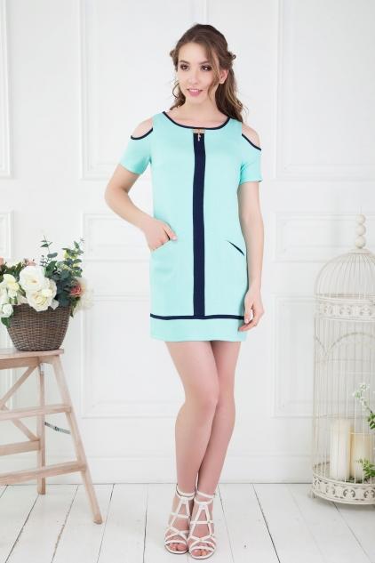 Платье Василек