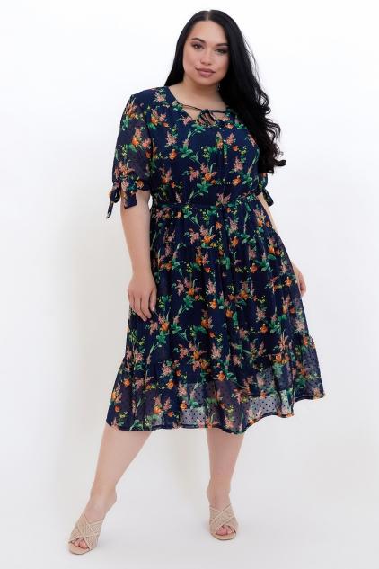Платье Нинель