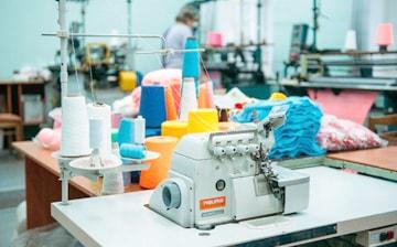 Собственное швейное производство
